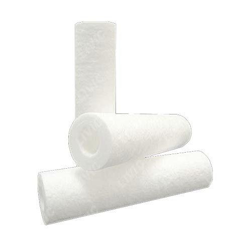 cartouche filtrante à eau / pour filtration fine / en polypropylène / à usage général