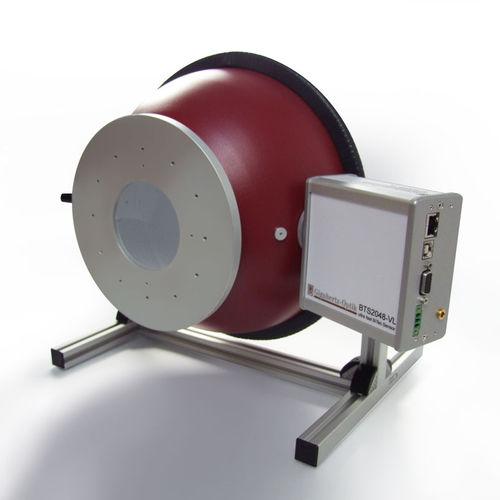 spectroradiomètre CCD