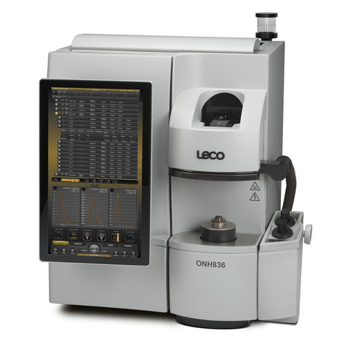 analyseur d'oxygène / d'azote / d'hydrogène / de concentration