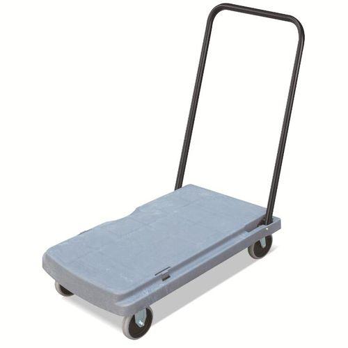 chariot de stockage / en plastique / à plate-forme / polyvalent