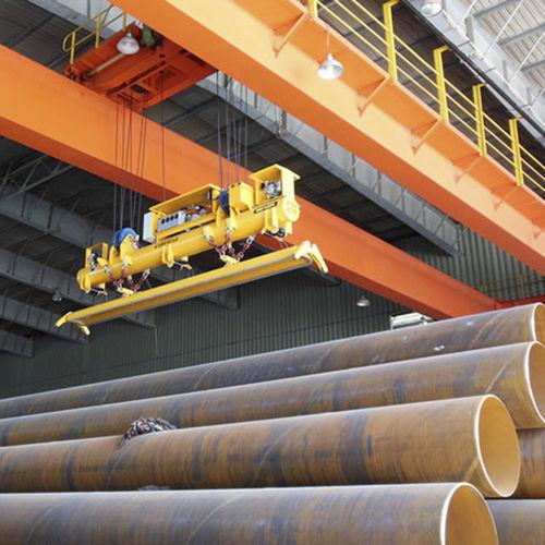 palonnier à ventouse pour canalisations - Aerolift Industrials B.V.