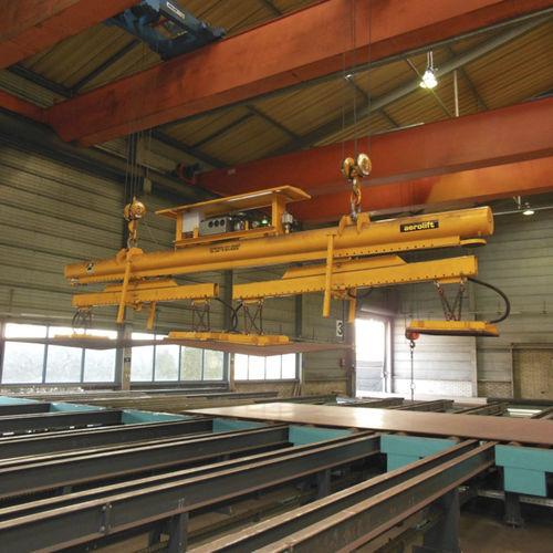 palonnier à ventouse pour tôle - Aerolift Industrials B.V.