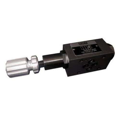 vanne à commande hydraulique / de réduction de pression