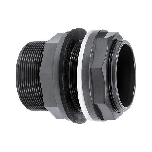 adaptateur hydraulique / de filetage / PVC