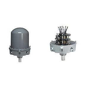 collecteur tournant électrique / à capsule / à arbre plein / pour réseaux de télécommunication