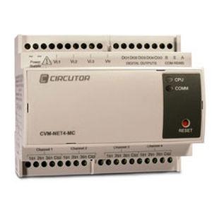 analyseur pour réseau électrique / de puissance / de tension / à intégrer