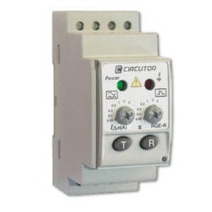 relais de protection de fuite à la terre / ajustable / modulaire / électronique