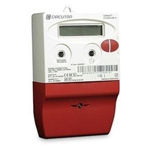 compteur d'énergie électrique monophasé / numérique / RS-485 / résidentiel