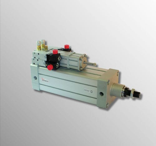 vérin hydraulique / pneumatique / hydropneumatique