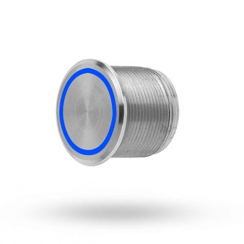 interrupteur piézoélectrique / capacitif / unipolaire / lumineux (LED)