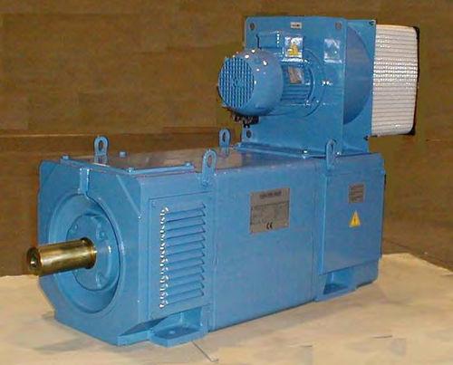 moteur DC / à balais / pour applications sévères