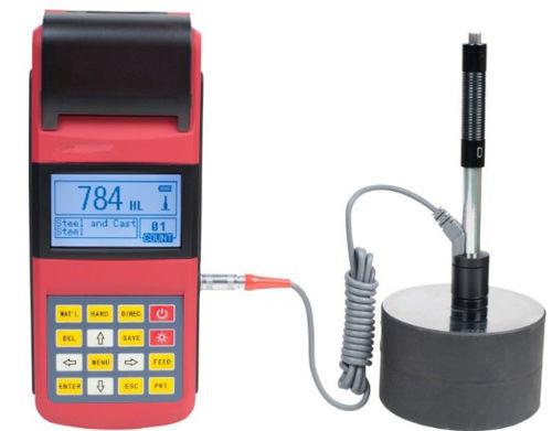 duromètre Leeb / portable / à affichage digital LCD / à impact