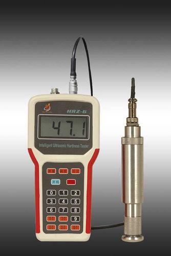 duromètre à ultrasons / Rockwell / portable / de métaux