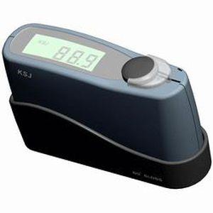 brillancemètre à trois angles / numérique / portable