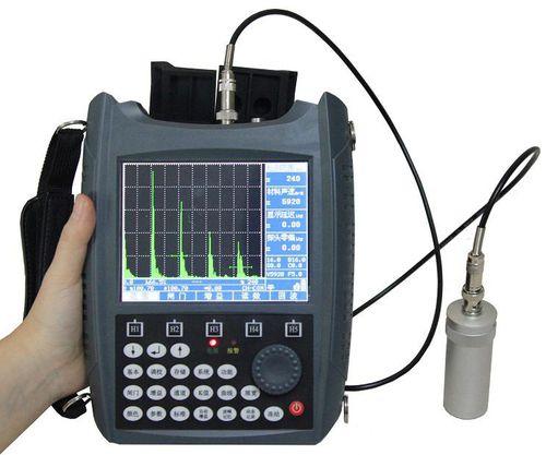 détecteur de défauts par ultrasons / numérique / portable / pour CND