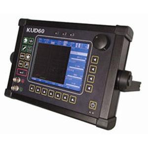 détecteur de défauts par ultrasons / portable / numérique
