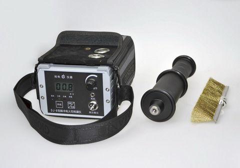 détecteur d'épaisseur / pour enduit