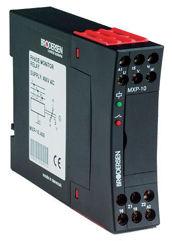 relais de surveillance de séquence de phase