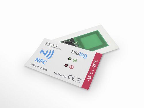 enregistreur de données de température - blulog