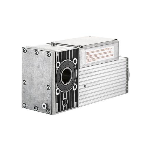 moto-réducteur électrique AC / triphasé / orthogonal / à vis sans fin