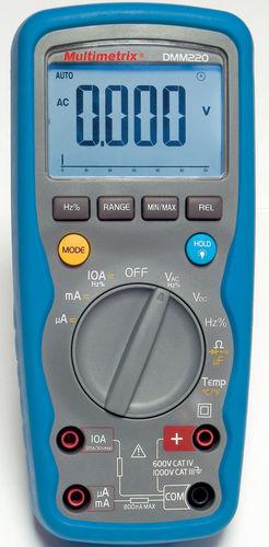 multimètre numérique / portable / 1000 V / 10 A