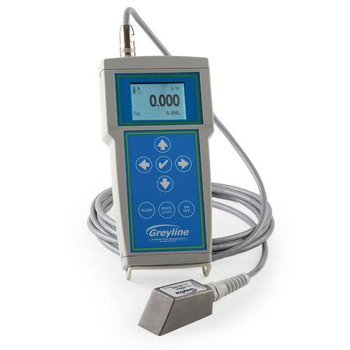 débitmètre à ultrasons à effet Doppler