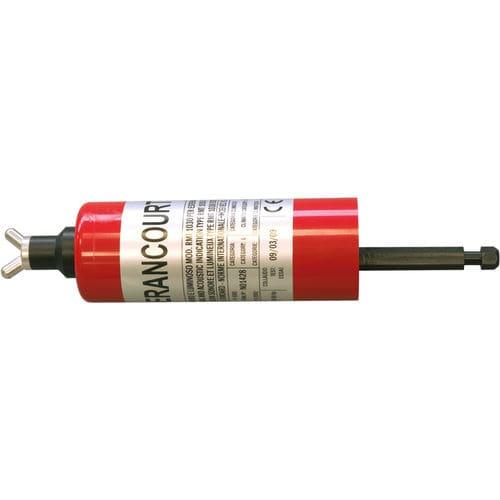 détecteur de haute tension
