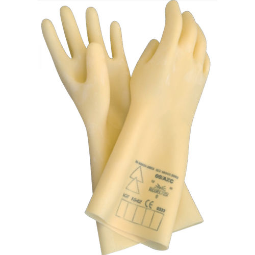 gant de laboratoire / isolant / en latex