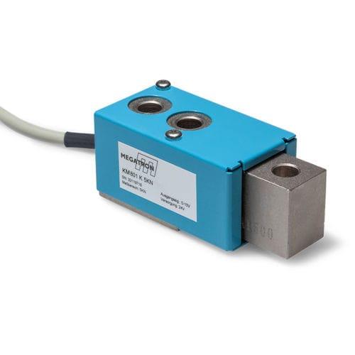 capteur de force en cisaillement / à double poutre / en acier / compact