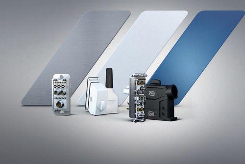 connecteur modulaire / de données / d'alimentation électrique / hybride