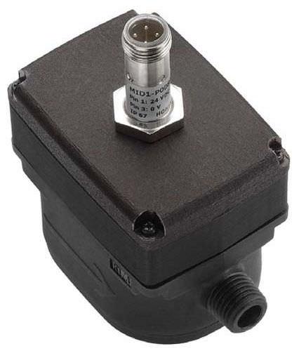 transmetteur de débit magnéto-inductif / pour liquide