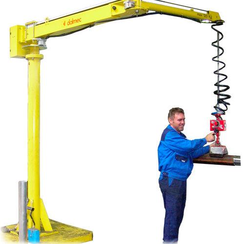bras manipulateur pneumatique - DALMEC