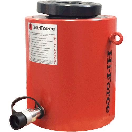 vérin hydraulique / simple effet à rappel par gravité / pour applications de levage / pour l'industrie