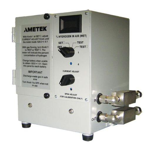analyseur d'hydrogène / de conductivité thermique / portable