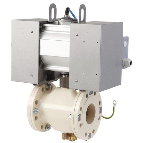 système de confinement d'explosion - REMBE® GmbH Safety + Control