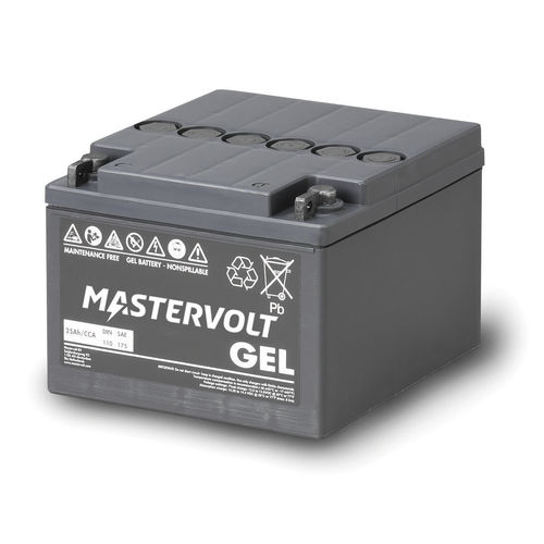 batterie acide-plomb gel