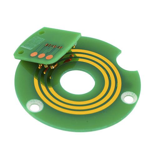 collecteur tournant type pancake - JINPAT Electronics Co., Ltd.