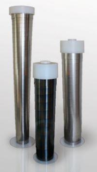 ressort de traction / en spirale / en inox / en acier