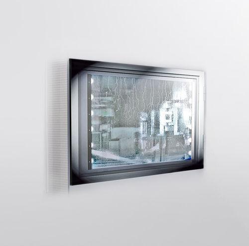 fenêtre de sécurité pour machine