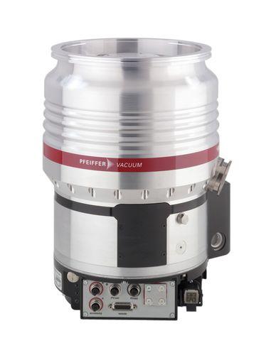 pompe à vide turbomoléculaire / sans huile / mono-étagée