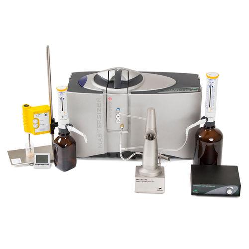 analyseur de lait / de solides / de distribution de tailles de particules / benchtop
