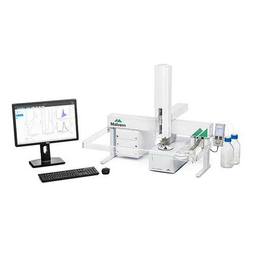 microcalorimètre à balayage différentiel / DSC / automatisé