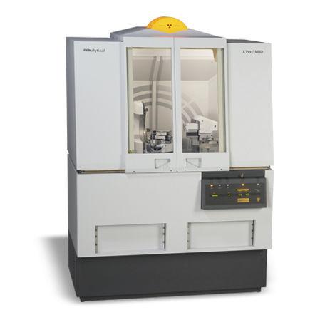 diffractomètre à rayons X