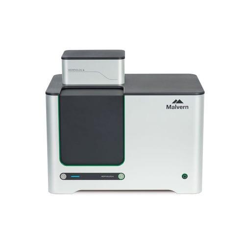 analyseur de particules / de forme de particules / benchtop / automatique