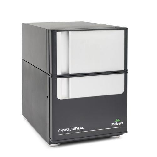 chromatographe GPC/SEC / de laboratoire / multidétecteur