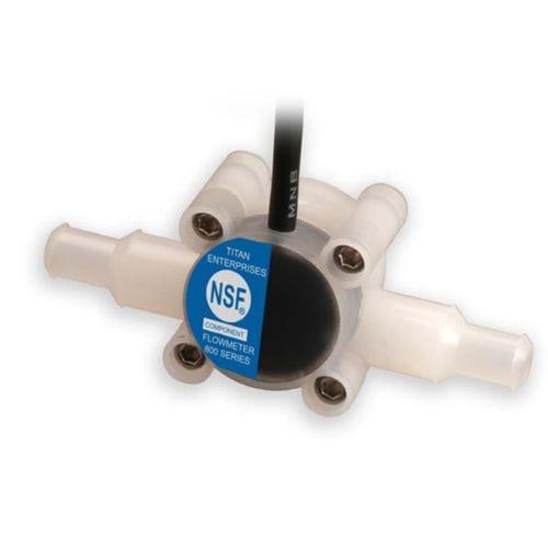 débitmètre à turbine Pelton - Titan Enterprises