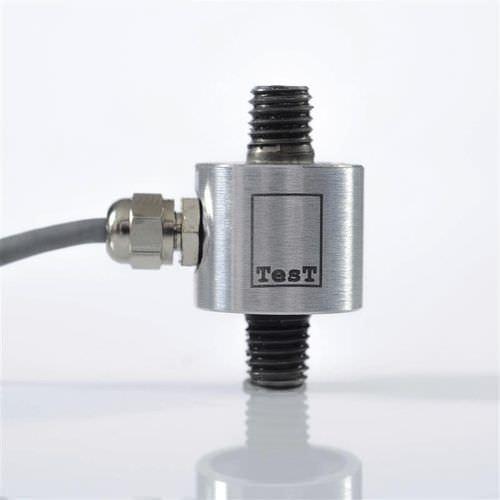 capteur de force traction compression / canister / en acier inoxydable / miniature