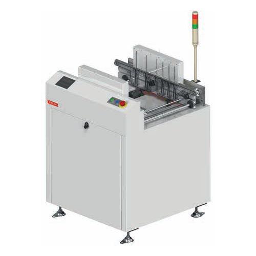 convoyeur à bande / pour circuits imprimés / modulaire / tampon