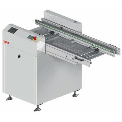convoyeur à bande / pour circuits imprimés / modulaire