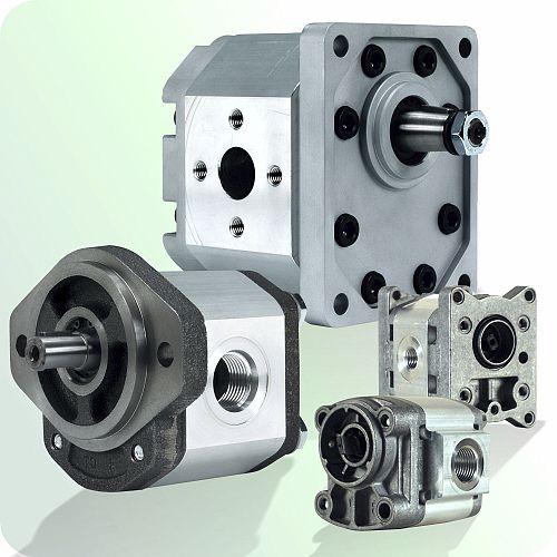 pompe hydraulique à engrenage - jbj Techniques Limited